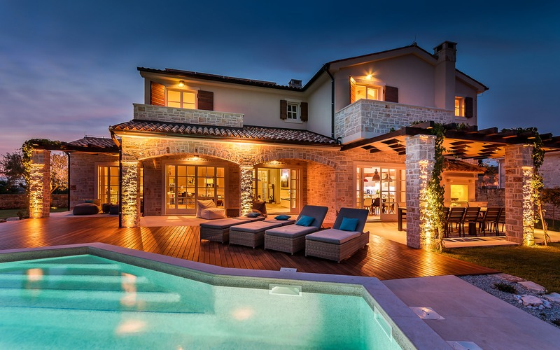 Forever on vacation in your villa