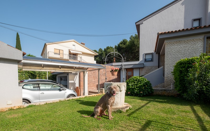 House on an excellent location, 2 km far from the beach, Pula