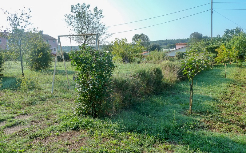 Urbanized land 1784 m² in a quiet location near the pine forest,Pula, Štinjan