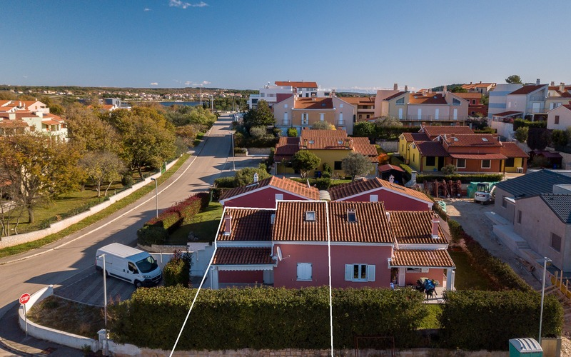 For sale a 65 m² house with garage near the sea,not far from Medulin, Banjole