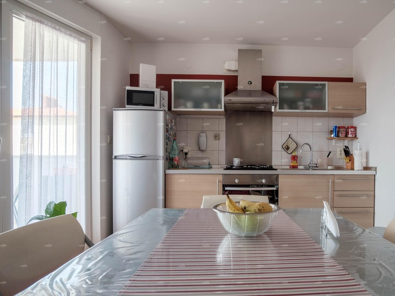 One-bedroom apartment with sea view in Peroj, Fažana