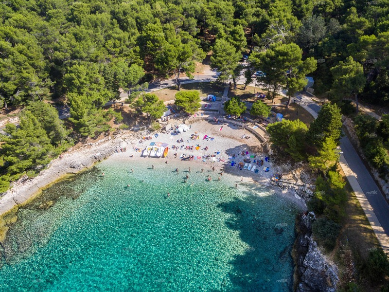 In the vicinity of Amphitheater in Pula is a stone house with a swimming pool for sale | Croatia Property for sale |