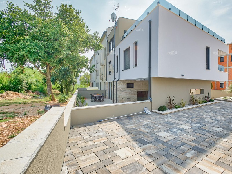 Newly built luxury villa in Medulin