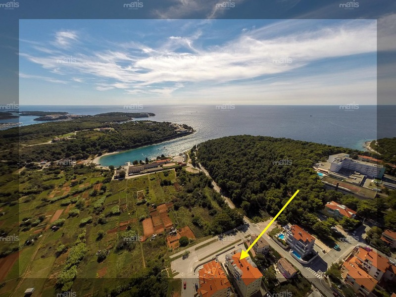 One bedroom apartment by the sea, Pula - Croatia